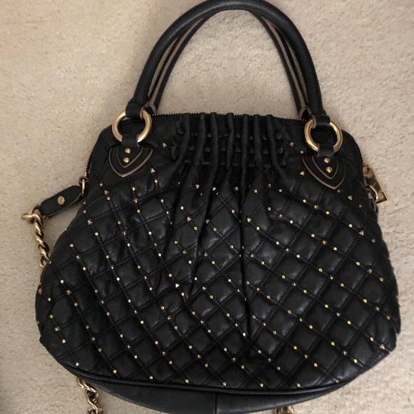 Marc Jacobs Handbags - Marc Jacobs leather studded bag